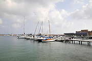 Cyprus, Paphos, Bay of Paphos the harbour