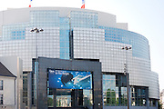 France, Paris, Place de la Bastille, the new Opera house