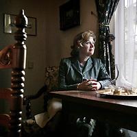 Nederland,Bussum ,24 januari 2008...Actiz-directeur Marielle Rompa, per 1 januari 2009 voorzitter MOgroep (Maatschappelijk Ondernemers Groep)