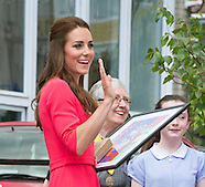 "KATE Receives ""Kate & George"" Painting"