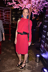 Tiphaine De Lussy at the launch of Nobu Hotel London Shoreditch,10-50 Willow Street, London, England. 15 May 2018.