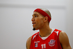 Greg Streete of Bristol Flyers looks frustrated - Photo mandatory by-line: Rogan Thomson/JMP - 07966 386802 - 07/03/2015 - SPORT - BASKETBALL - Bristol, England - SGS Wise Arena - Bristol Flyers v Sheffield Sharks - BBL Championship.