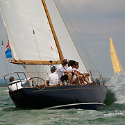 There remains one area of competitive sport in which beauty still prevails over performance, elegance trumps speed and passion counts more than investment.  This is the world of classic sailing, in which the Florentine luxury sports watch-maker Officine Panerai is the undisputed protagonist through its sponsorship of the Panerai Classic Yachts Challenge, the leading international circuit of its kind.  <br /> <br /> After the success of the 13th edition, the eagerly-awaited Panerai Classic Yachts Challenge returns in 2018. The leading international classic and veteran boat circuit will once again be promoted and sponsored by the Florentine luxury sports watch-maker Officine Panerai in celebration of its inextricable links to the seafaring world.