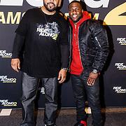 NLD/Amsterdam/20160116 - Photocall en premiere Ride Along 2, Ice Cube en Kevin Hart