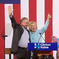Clinton. Kaine. - FIU-2016