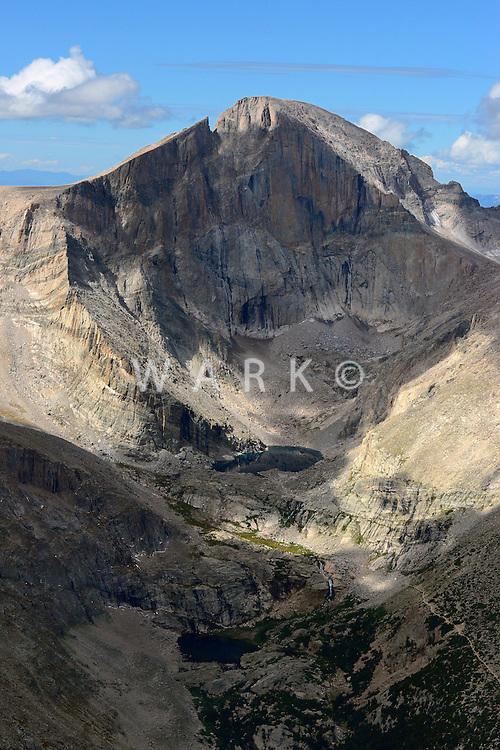Long's Peak.  Colorado Rocky Mountains. Sept 2013.  82538