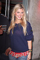 LONDON - June 05: Ashley James at the Retro Feasts - Launch Party (Photo by Brett D. Cove)