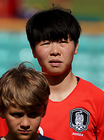 International Women's Friendly Matchs 2019 / <br /> Cup of Nations Tournament 2019 - <br /> Argentina vs South Korea 0-5 ( Leichhardt Oval Stadium - Sidney,Australia ) - <br /> Jang Chang of South Korea