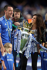 Chelsea win Premier League