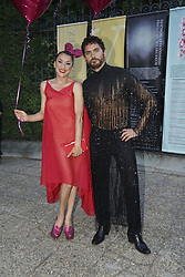 July 12, 2018 - Madrid, Spain - Paco Leon attends Vogue 30th Anniversary Party at Casa Velazquez on July 12, 2018 in Madrid, Spain. (Credit Image: © Oscar Gonzalez/NurPhoto via ZUMA Press)