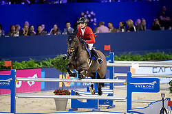 Schwizer Pius, SUI, About A Dream<br /> Jumping Amsterdam 2019<br /> © Hippo Foto - Dirk Caremans<br /> 26/01/2019
