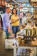 Oxbow Market, Napa, California