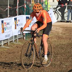 10-11-2019: Wielrennen: Europees Kampioenschap Veldrijden: Silvelle <br />Sofie van Rooijen