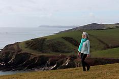 Tatiana De Rosnay in Cornwall