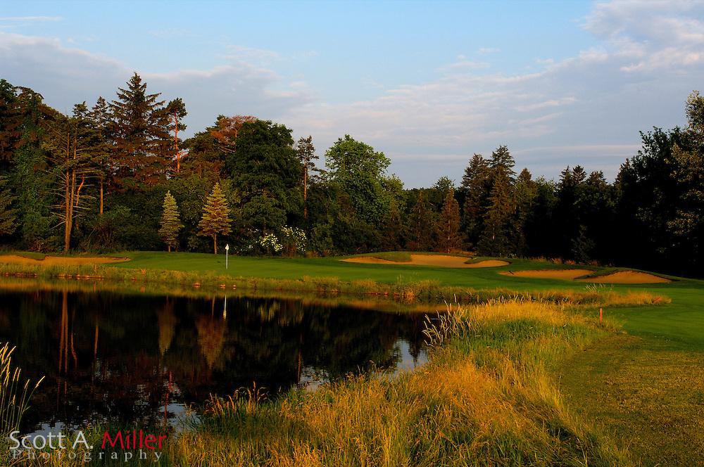 Mundelein, Ill.:  June 26, 2006 - No. 10 at the Pine Medow Golf Course in Mundelein, Ill...                ©2006 Scott A. Miller