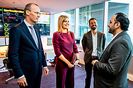 LEUSDEN - Queen Maxima will make a working visit to the AFAS Software in Leusden on Tuesday morning, January 29, 2019. AFAS is the winner of the Koning Willem I Prize in the large company category. This award rewards courage, decisiveness, sustainability and perseverance and stimulates creative and innovative entrepreneurship. Queen Maxima is honorary chairman of the King William I Foundation.ROBIN UTRECHT