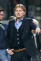 ROTTERDAM - Excelsior - Vitesse , Voetbal , Eredivisie , Seizoen 2015/2016 , Stadion Woudestein , 31-10-2015 , Excelsior trainer Alfons Fons Groenendijk coachend langs de lijn