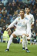 Real Madrid v Villareal CF 14 Jan 2018