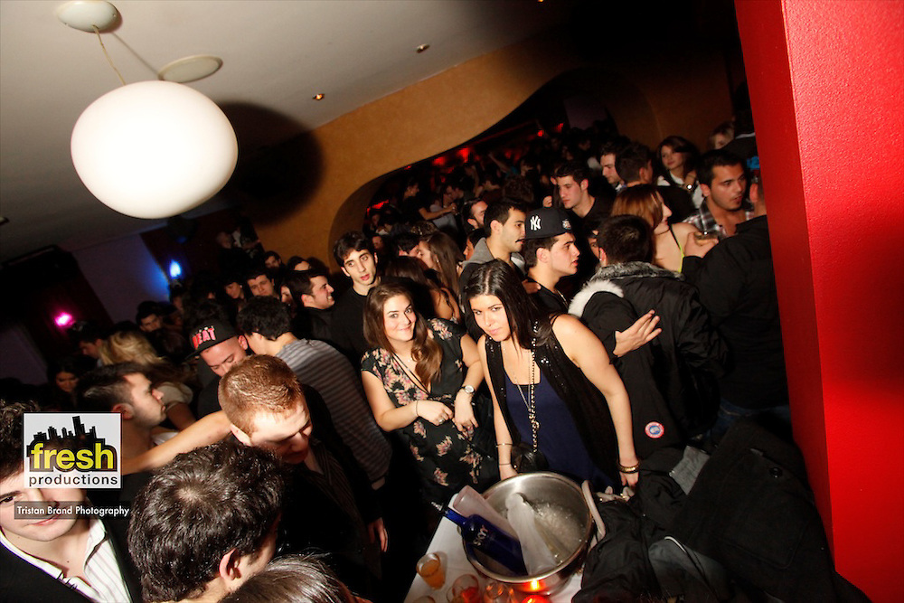 Fresh Productions celebrates its 3rd anniversary at Med Supperclub on Saturday January 23rd, 2010.