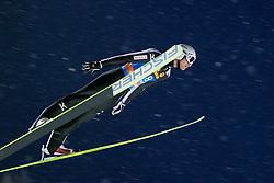 06.01.2012, Paul Ausserleitner Schanze, Bischofshofen, AUT, 60. Vierschanzentournee, FIS Ski Sprung Weltcup, 1. Wertungssprung, im Bild Yuta Watase (JPN) // Yuta Watase of Japan during 1st Round of 60th Four-Hills-Tournament FIS World Cup Ski Jumping at Paul Ausserleitner Schanze, Bischofshofen, Austria on 2012/01/06. EXPA Pictures © 2012, PhotoCredit: EXPA/ Johann Groder
