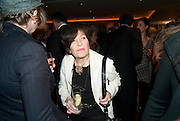 RAMONA MCEWAN, Book launch party for the paperback of Nicky Haslam's book 'Sheer Opulence', at The Westbury Hotel. London. 21 April 2010