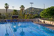 Soka University Swimming Pool