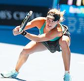 Tennis - Eugenie Bouchard