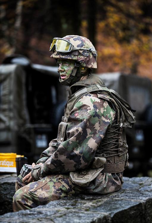 Grenadiere, Swiss Army