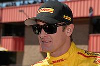 Ryan Hunter-Reay, Auto Club Speedway, Fontana, CA USA 8/30/2014