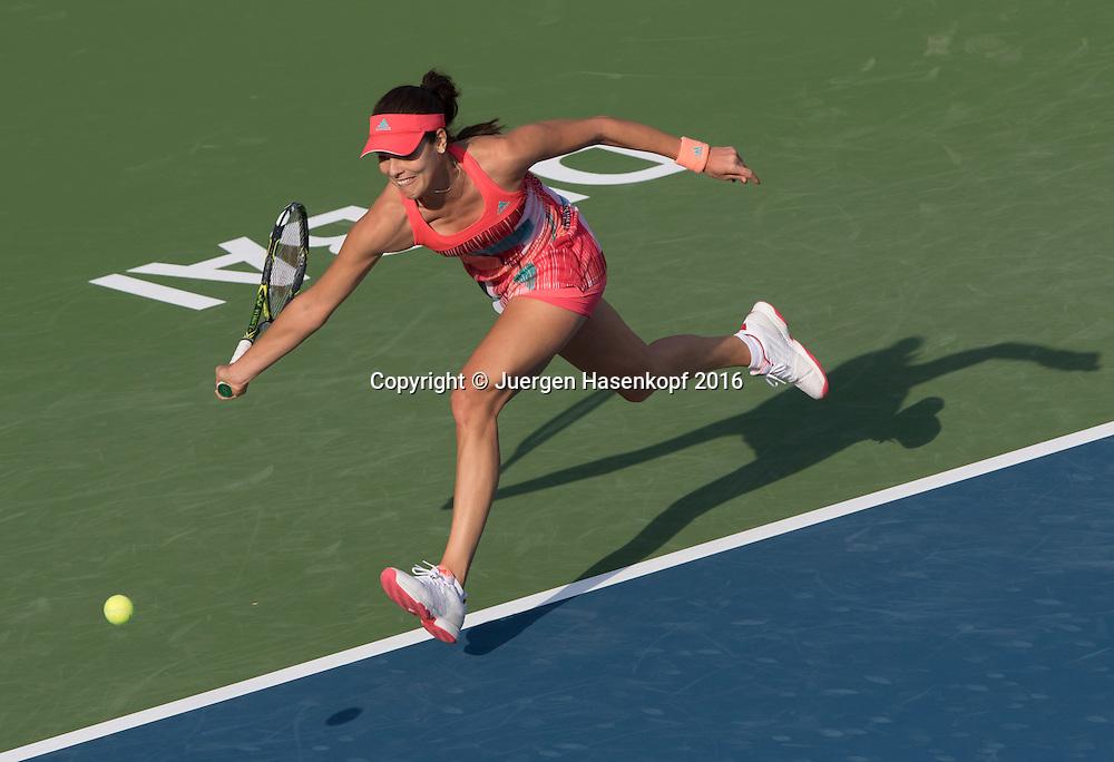 Ana Ivanovic (SRB)<br /> <br /> Tennis - Dubai Tennis Championships 2016 -  WTA -  Dubai Duty Free Tennis Stadium - Dubai  -  - United Arab Emirates  - 16 February 2016.