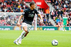 Ashley Westwood of Burnley  - Mandatory by-line: Ryan Hiscott/JMP - 12/08/2018 - FOOTBALL - St Mary's Stadium - Southampton, England - Southampton v Burnley - Premier League