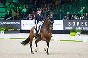 Marlies van Baalen - Don Johnson FRH<br /> The Dutch Masters - Indoor Brabant<br /> © DigiShots