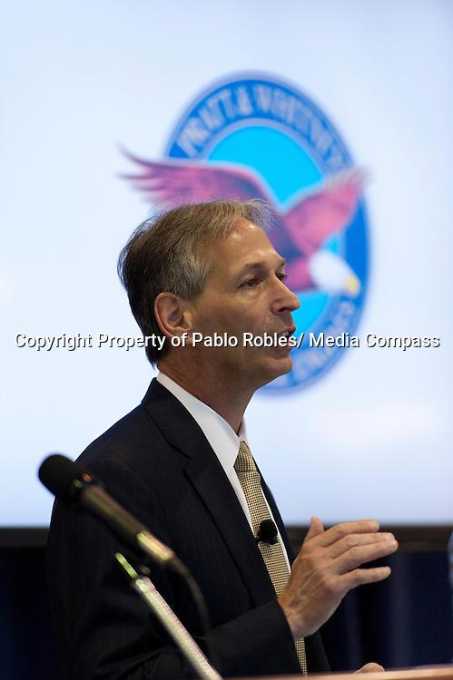 Paul Adams, President, Pratt & Whitney