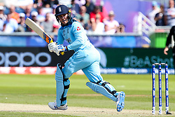 Jason Roy of England - Mandatory by-line: Robbie Stephenson/JMP - 03/07/2019 - CRICKET - Emirates Riverside - Chester-le-Street, England - England v New Zealand - ICC Cricket World Cup 2019 - Group Stage