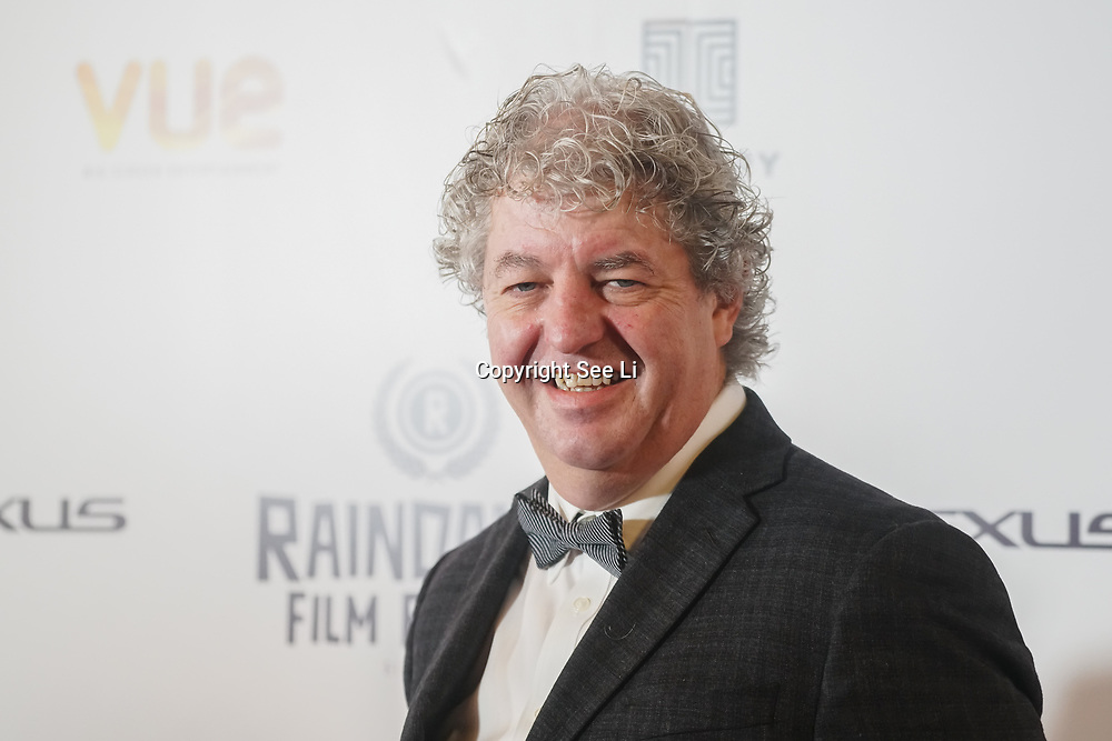 London, UK, 20th September 2017. John Hopkins is a Director attend Raindance 25th Film Festival Opening Gala at VUE Leicester Square.