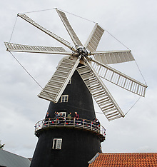 171013 - Heckington Windmill