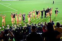 Norgesmesterskap Fotball menn 2016 , 21. September 2016 ,  NM , Bodø/Glimt - Sarpsborg 08, Bodø/Glimt, feiring, publikum