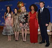 73rd Annual Golden Globe Awards Nominations<br /> <br /> CORINNE FOXX + AMERICA FERRERA + CHLOE GRACE MORETZ + ANGELA BASSETT + DENNIS QUAID  at the 73rd Annual Golden Globe Awards Nominations held @ the Beverly Hilton hotel. December 10, 2015<br /> ©Exclusivepix Media