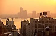 Lower Manhattan NY357  and skyline