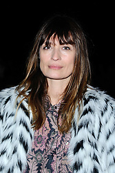 Caroline de Maigret attending the Isabel Marant show as part of the Paris Fashion Week Womenswear Fall/Winter 2018/2019 in Paris, France on March 01, 2018. Photo by Aurore Marechal/ABACAPRESS.COM