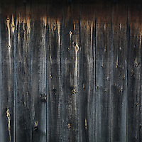 Black weathered wooden boards, wood wall texture background