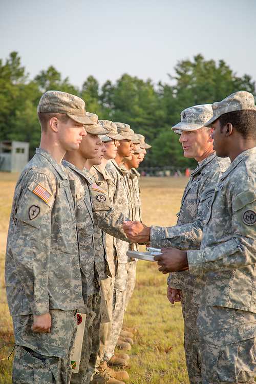 Images from the 2014 NY Army National Guard's 69th Infantry Regiment Annual Training closing day awards ceremony.