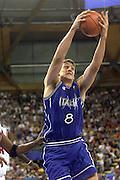 Olimpiadi Sydney 2000<br /> Italia - Usa<br /> Nella foto: Denis Marconato