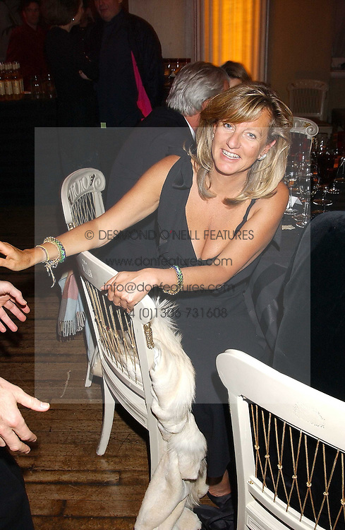 PRINCESS CHANTAL OF HANOVER at a charity dinner 'By Imperial Command' - a Chinese New Year Gala Dinner in aid of the charity Kids held at The Banqueting House, Whitehall, London on 8th February 2006.<br /><br />NON EXCLUSIVE - WORLD RIGHTS