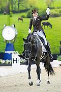 Inna Logutenkova - Don Gregorius<br /> Jumping Indoor Maastricht 2016<br /> © DigiShots