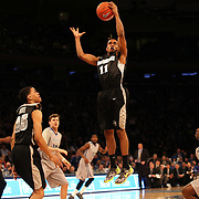 Bryce Cotton, Providence,  in action during the Creighton Bluejays Vs Providence Friars basketball game during the Big East Conference Tournament Final at Madison Square Garden, New York, USA. 15th March 2014. Photo Tim Clayton