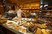 Granville Island Market. Terra Breads bakery.