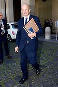 2013/06/13 Roma, assemblea Assonime. Nella foto Maurizio Sella.<br /> Rome, Assonime meeting. In the picture Maurizio Sella - &copy; PIERPAOLO SCAVUZZO