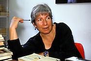 Silvia Baraldini, nella cella della sezione di massima sicurezza nel Carcere di Rebbibia Femminile. Roma 2000.http://it.wikipedia.org/wiki/Silvia_Baraldini..Silvia Baraldini,in the cell of the maximum security section, Prison Rebbibia Women.Rome 2000.http://en.wikipedia.org/wiki/Silvia_Baraldini