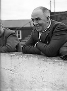 22/07/1952<br /> 07/22/1952<br /> 22 July 1952<br /> Captain T. Scully, Secretary Shamrock Rovers and F.A.I. soccer council member.